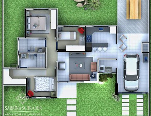 Residencial - DSP